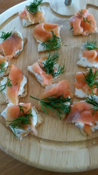 Salmon yum