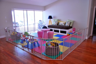 Image result for living room is playroom